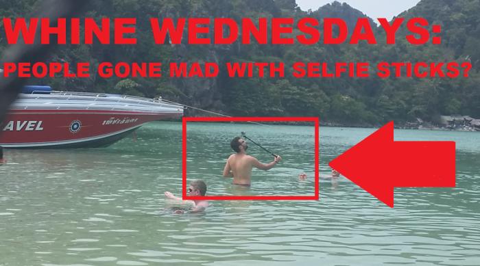 Whine Wednesdays Selfies