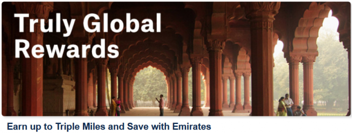 Alaska Ailines MileagePlan Emirates Double Triple Miles March 1 May 31 2015