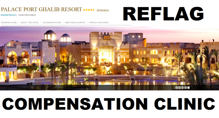 Compensation Clinic InterContinental Port Ghalib Reflag