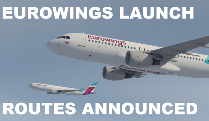 Eurowings First Destinations