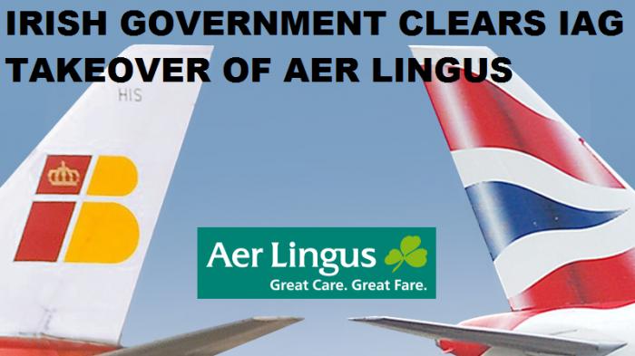 IAG Aer Lingus