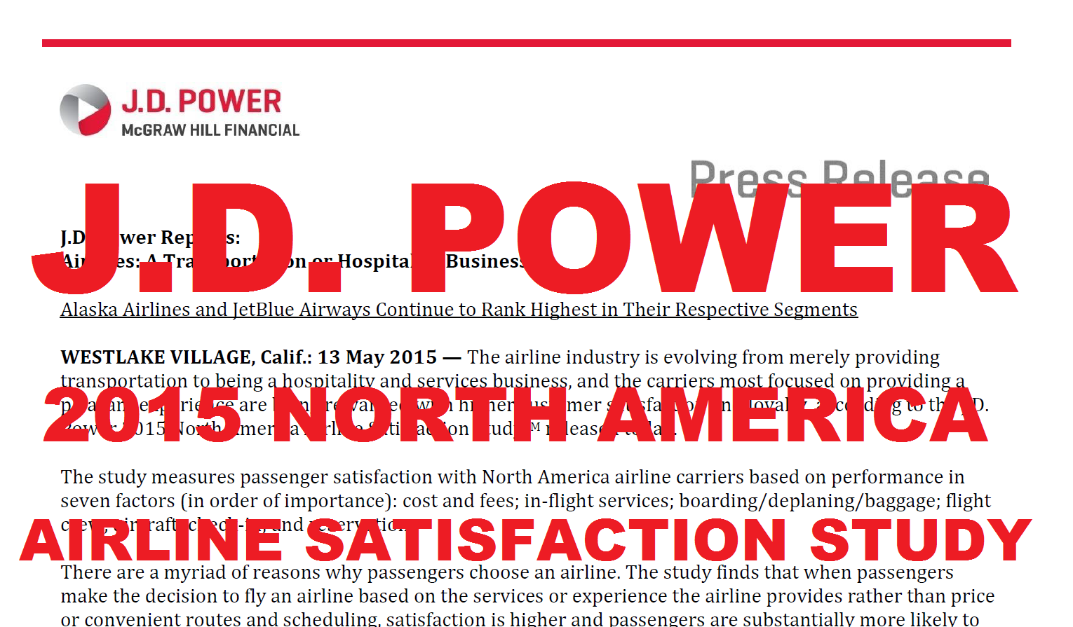 a study on customer satisfaction in 2018-8-20 customer satisfaction research from b2b international is designed to improve customer loyalty and help you win and maintain customers for life.