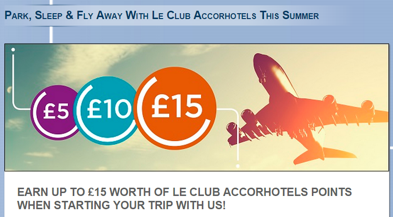 Mercure Hotel Gatwick Park And Fly