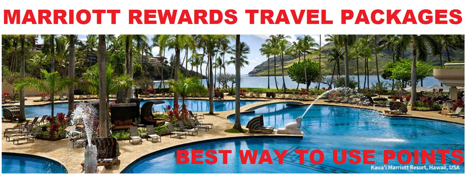 marriott rewards travel packages hotel rewards airline. Black Bedroom Furniture Sets. Home Design Ideas