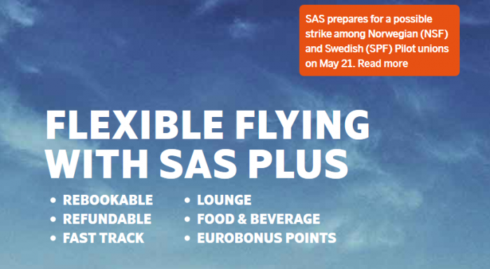 SAS Strike