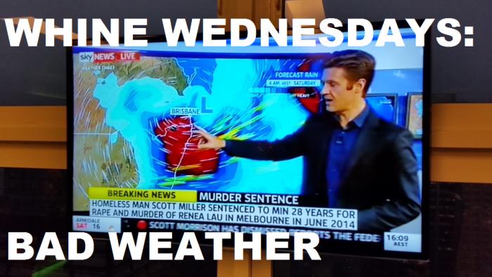 Whine Wednesdays Weather