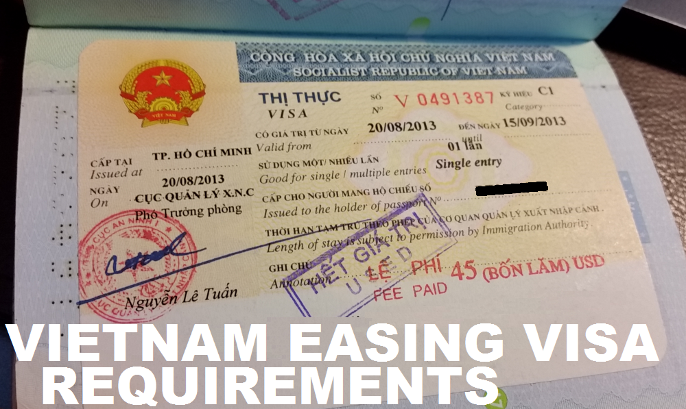 Countries With Visa Free Travel To Vietnam