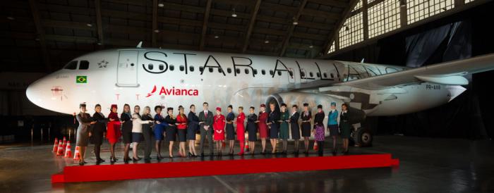 Avianca Brazil Joins Star Alliance