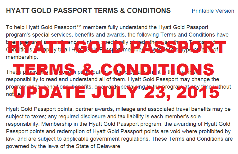 hyatt gold passport terms conditions july 23 2015 loyaltylobby. Black Bedroom Furniture Sets. Home Design Ideas