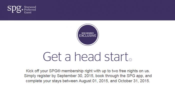 SPG Select Member Exclusive 6 U