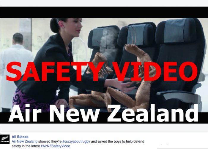 NZ Safety Video