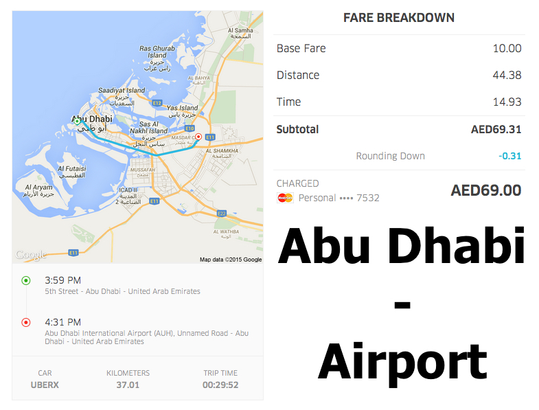 Using Uber For Airport Transfers In Foreign Cities