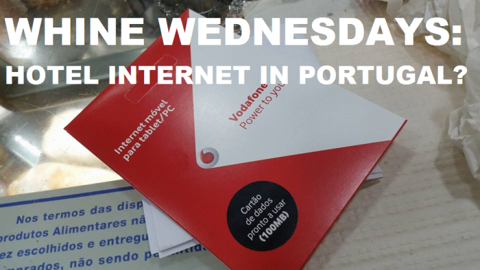 Whine Wednesdays Hotel Internet In Portugal