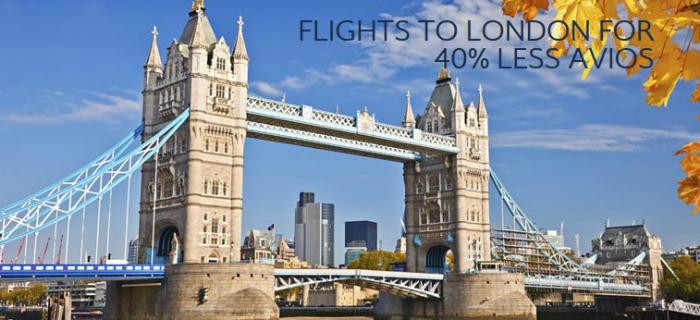 Brirish Airways Executive Club US to London Paris Madrid Fall 2015 Award Sale