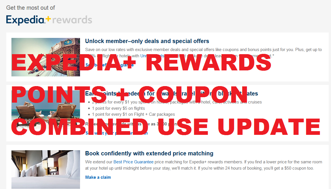 Discount coupons for expedia