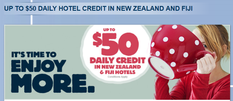 Any Starwood Hotels In New Zealand