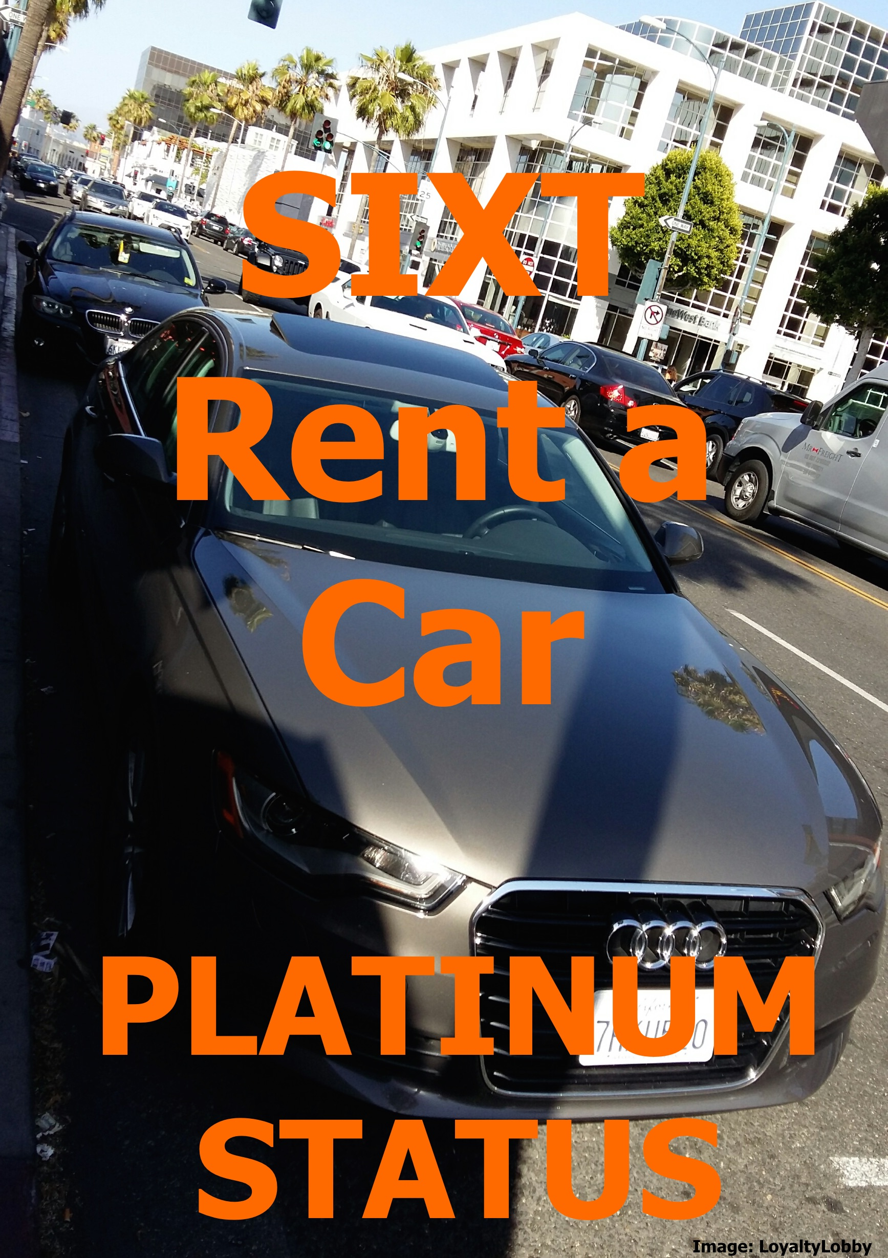 Sixt Rent A Car: Free Platinum / Gold Status Match For