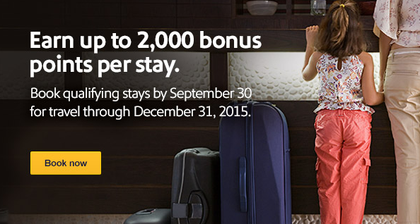Southwest Airlines Up To 2,000 Bonus Rapid Rewards Points Per Stay