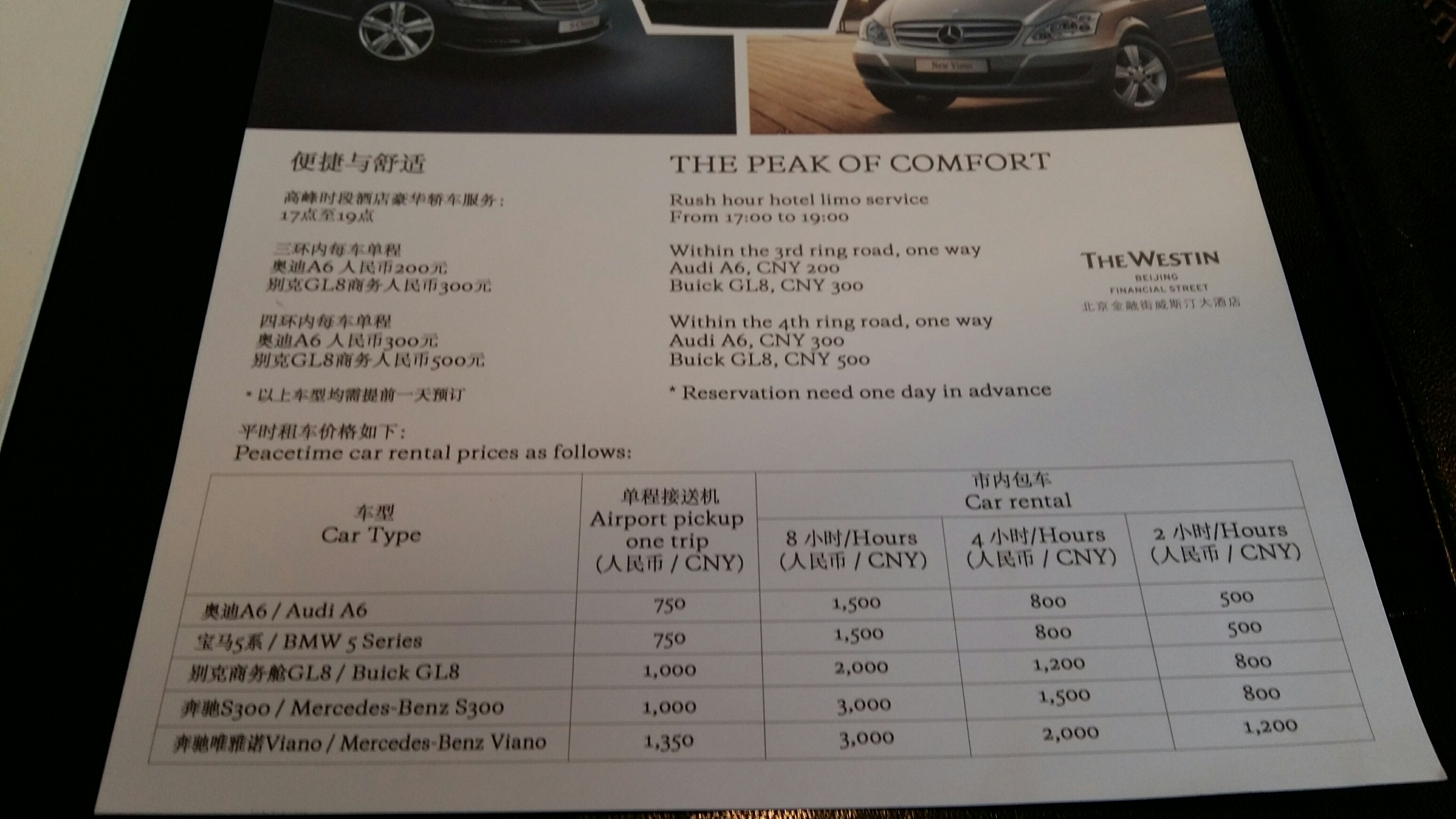 Hotel Car Service When Does It Make Sense And How To Find A Good