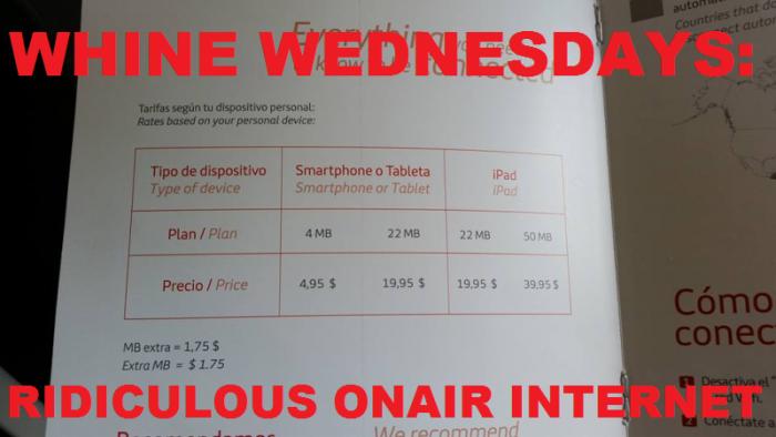 Whine Wednesdays Internet U