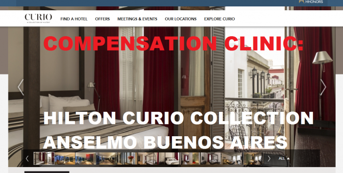 Compensation Clinic Anselmo Buenos Aires