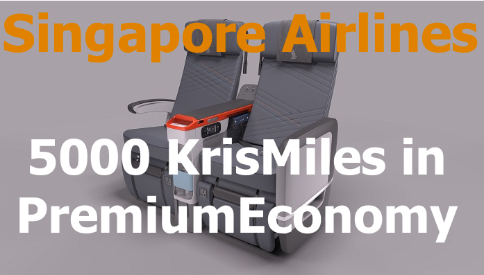 Is a decent bonus and the sq premium economy not a bad product at all
