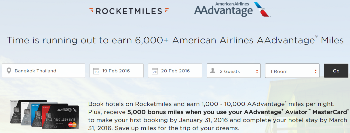 Rocketmiles American Airlines 5 000 Bonus Miles First