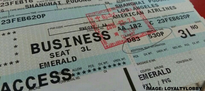 american airline check-in boarding passes