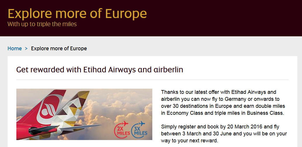 how to get etihad guest miles