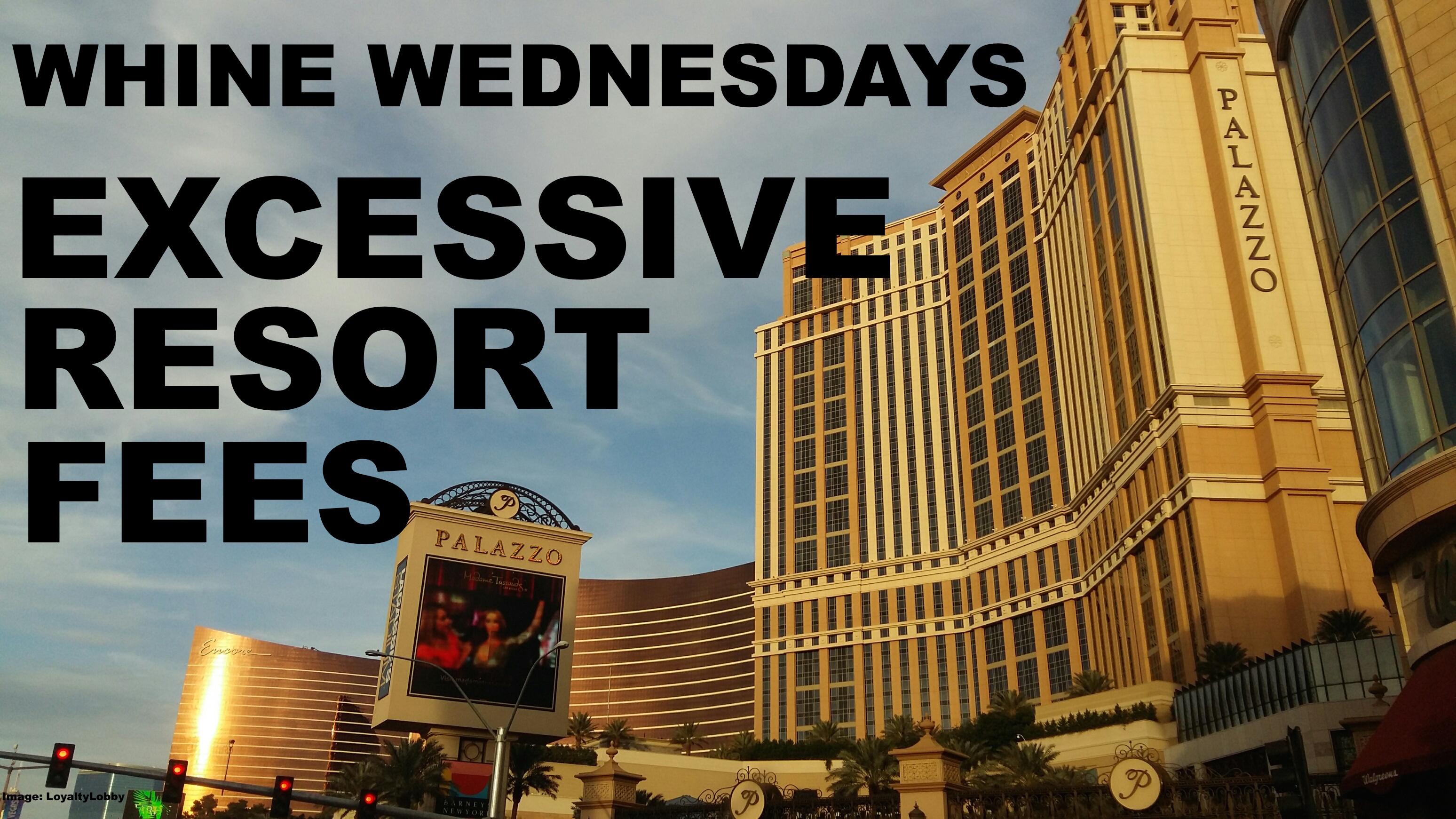 Las Vegas Resort Fee