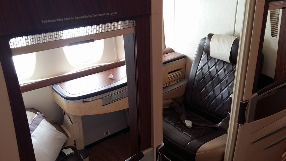 Singapore Airlines Suites Review - Running with Miles