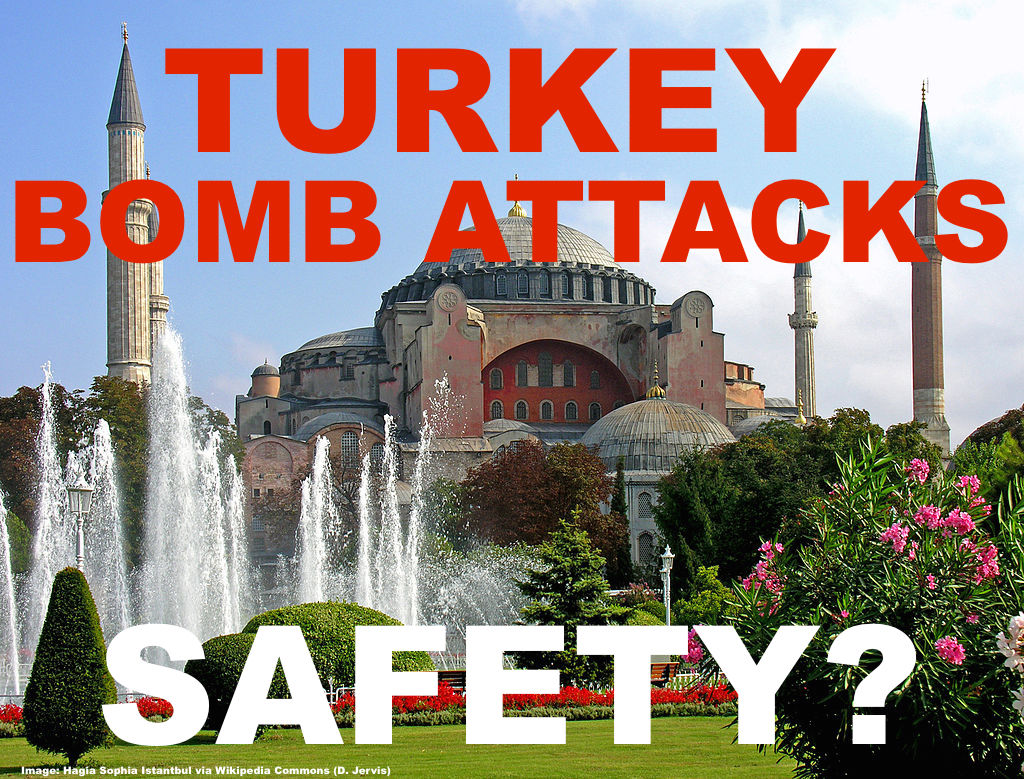 Airlines many wonder how safe it is to travel to turkey these days