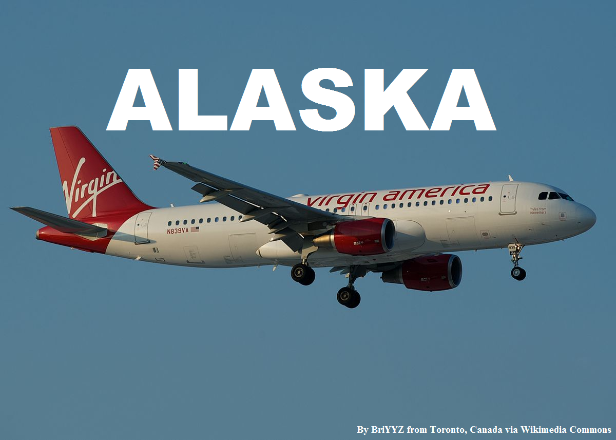 wsj alaska air nearing deal to acquire virgin america. Black Bedroom Furniture Sets. Home Design Ideas