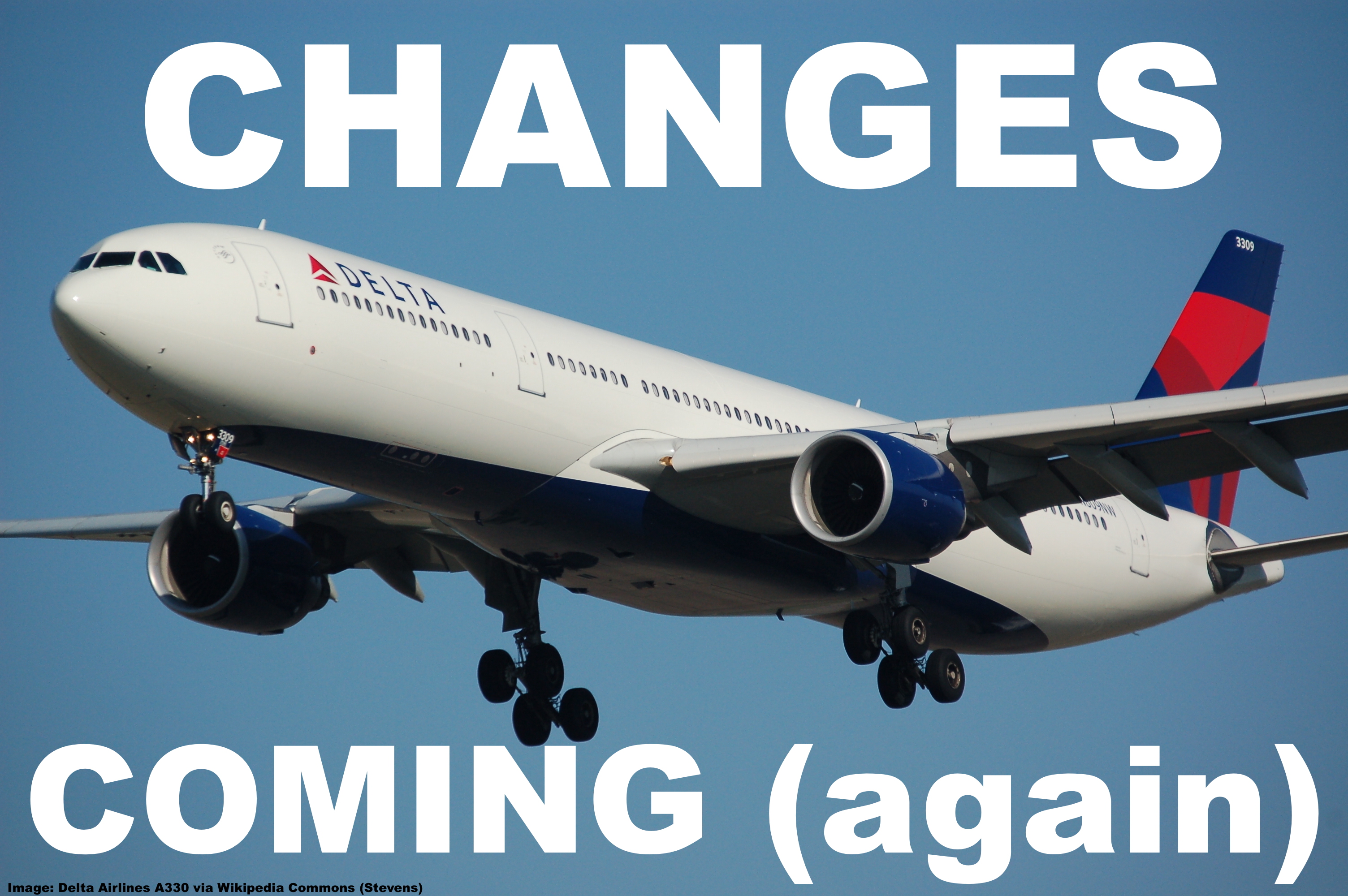 Delta Airlines: Rules For Domestic First Class Upgrades