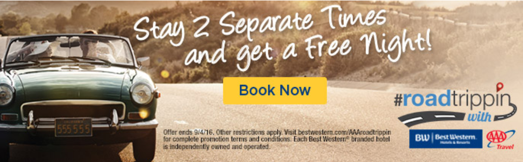 Best western coupons september 2019