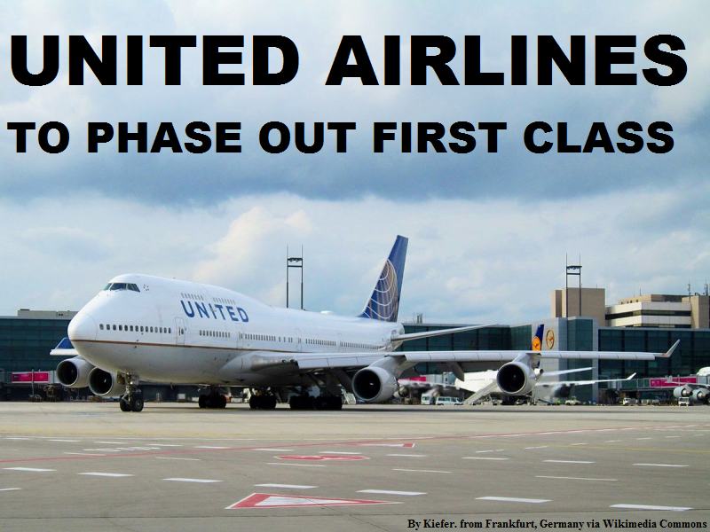 United Airlines To Phase Out International First Class Loyaltylobby