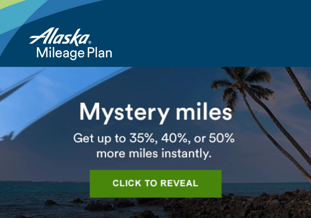 Alaska Airlines Buy Mileage Plan Buy Miles Up To 50