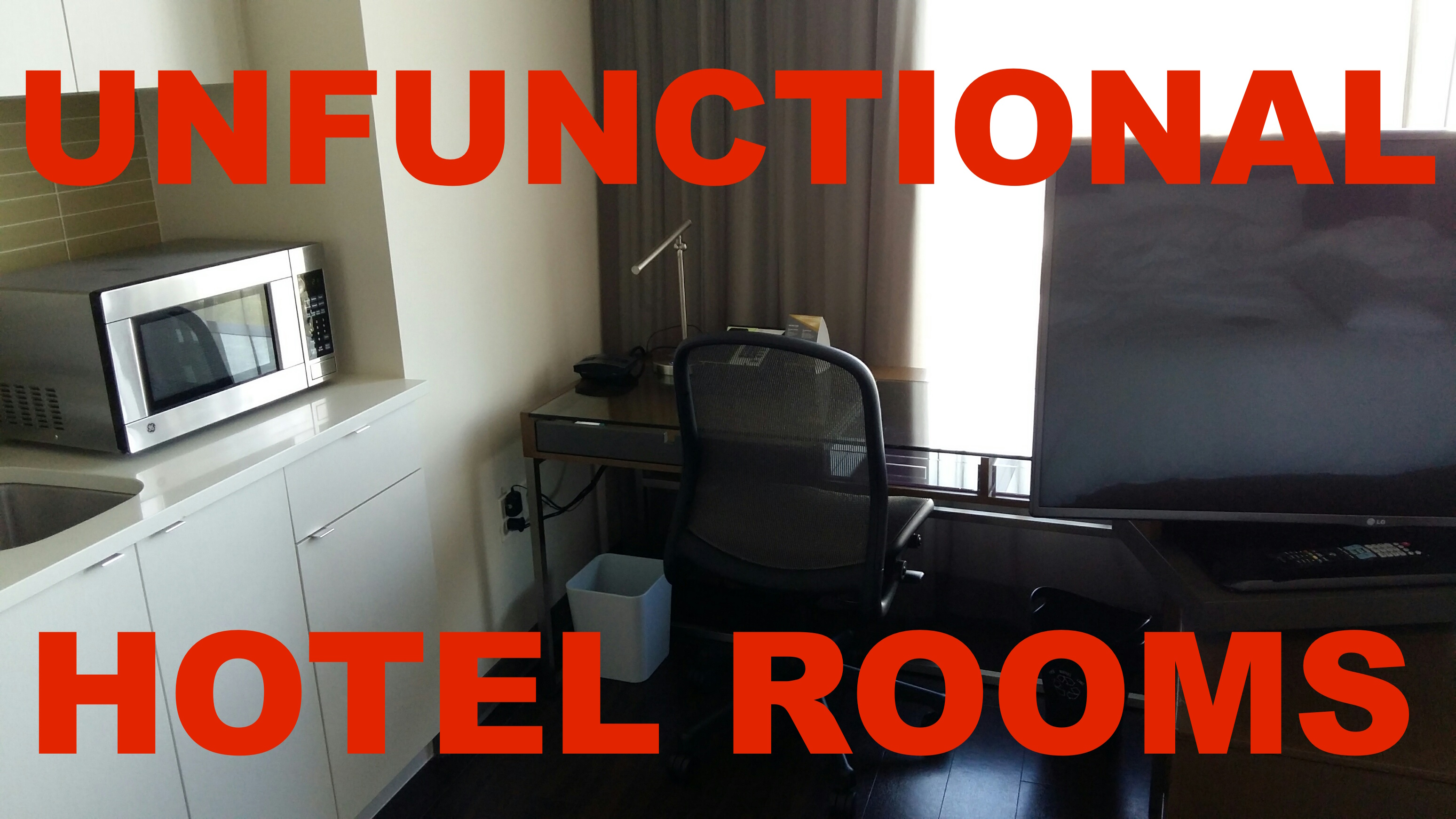 How To Avoid Hotels With Unfunctional Room Design And Missing Furniture Case Element Hotel Vancouver Metrotown Loyaltylobby