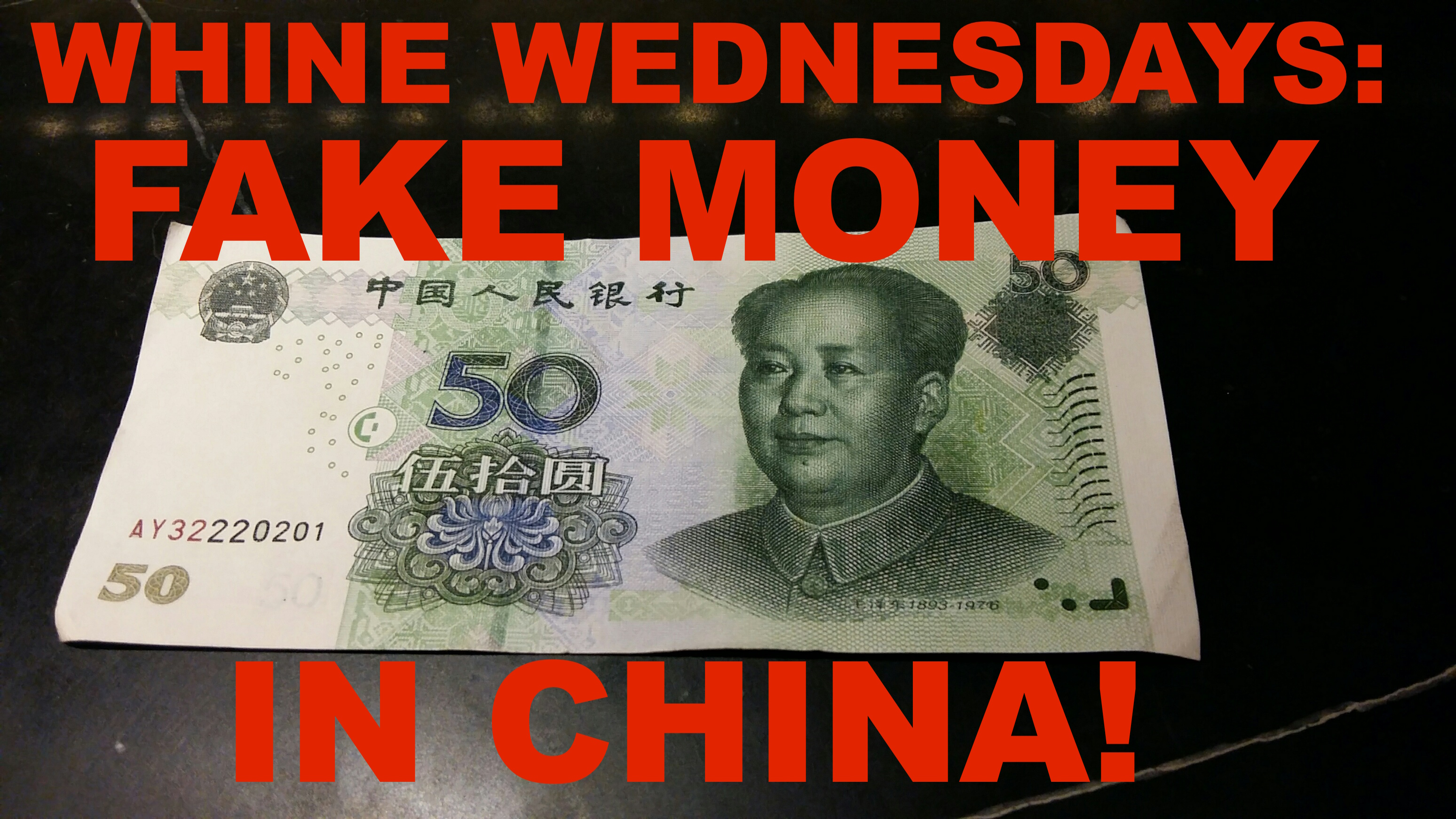 Whine Wednesdays Beware Of Fake Taxis Fake Money In