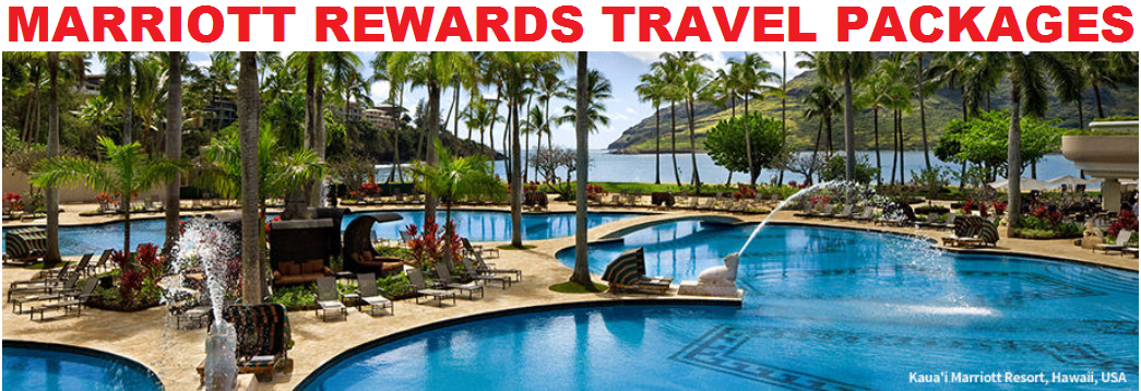 Book a three-night JW Marriott vacation with round-trip airfare starting at just $* and experience the quiet luxury of a JW Marriott hotel. And remember, Vacations by Marriott is the only place you can book a complete vacation with airfare and earn Marriott Rewards® or SPG ® points!