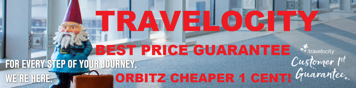 Travelocity Best Price Guarantee Case Orbitz Flight Price