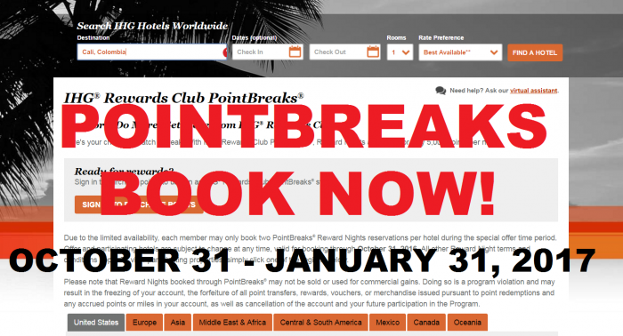 book-now-ihg-rewards-club-pointbreaks-october-31-january-31-2017