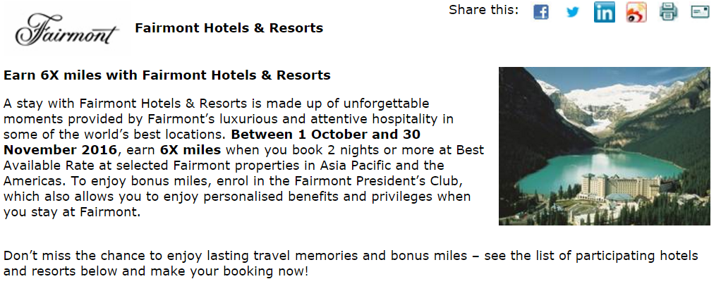 How to Use Fairmont Hotels & Resorts Coupons
