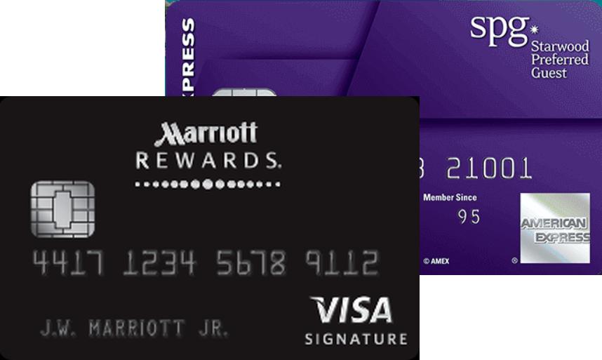 marriott rewards visa