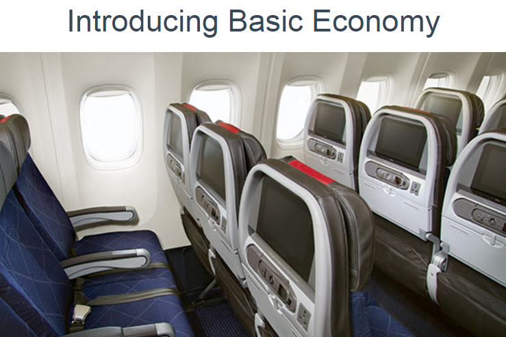 American Airlines To Introduce Basic Economy Fares In Late
