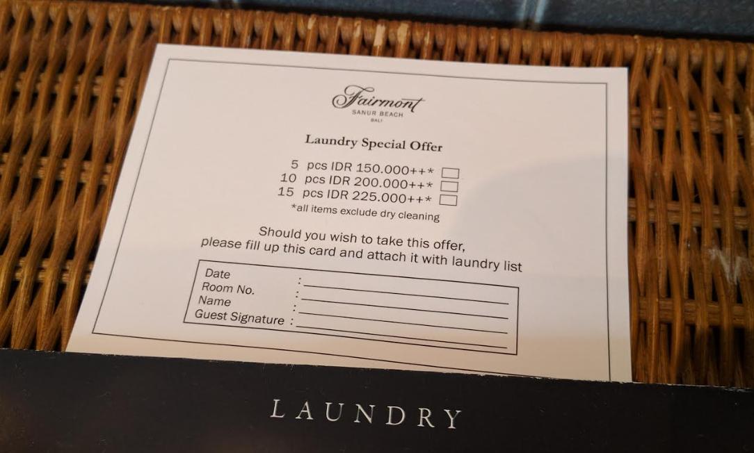 Fabulous Fridays Reasonably Priced Laundry Service At