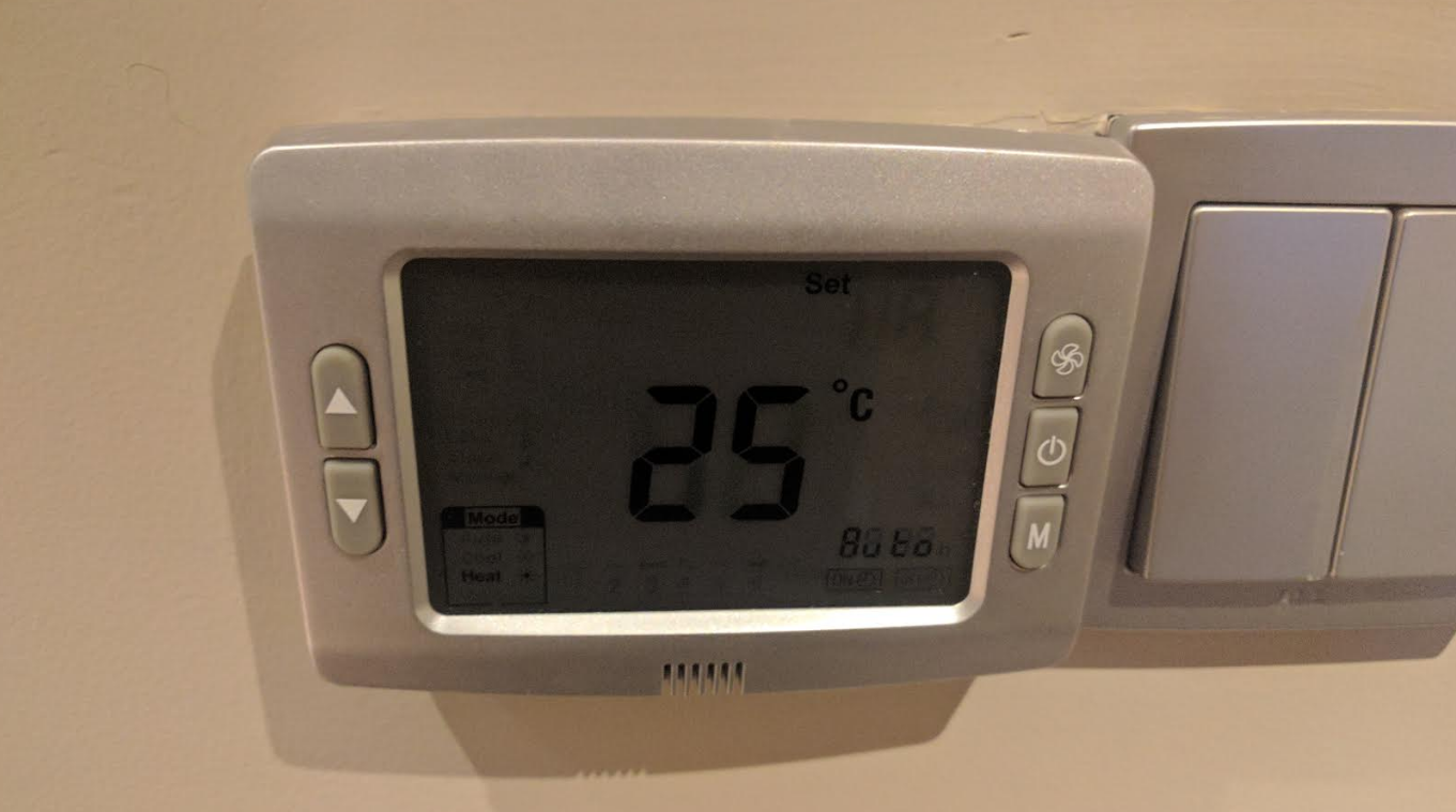 Wsj   U201cit U2019s Not You  Hotel Thermostats Really Are Rigged