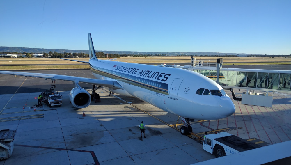 Air France Klm Singapore Airlines Sign Codeshare Agreement