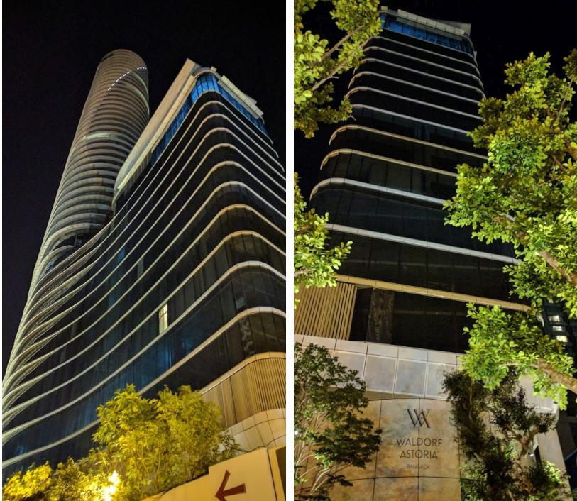 Waldorf Astoria Bangkok Scheduled To Open January 30  2018