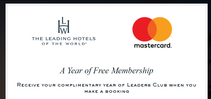 Complimentary leading hotels of the world leader 39 s club for Independent hotels near me